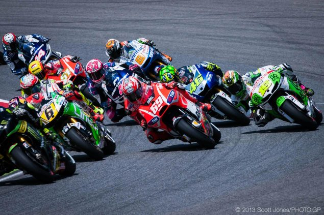 MotoGP: Race Results from the Italian GP Italian GP Mugello MotoGP Scott Jones 635x423