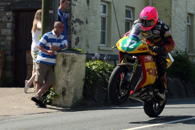 IOMTT: Rhencullen with Richard Mushet Rhencullen 2013 Isle of Man TT Richard Mushet 02 635x423