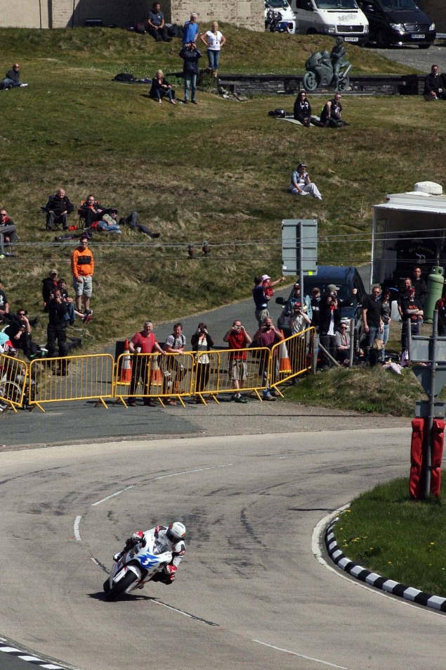 IOMTT: The Bungalow with Richard Mushet The Bungalow Supersport TT Zero 2013 Isle of Man TT Richard Mushet 01 635x952