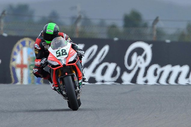 WSBK: Race Results for Race 2 at Portimão eugene laverty wsbk portimao 635x424