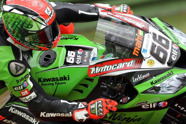 WSBK: Qualifying Results from Imola tom sykes superpole qualifying wsbk Imola Kawasaki Racing 635x423