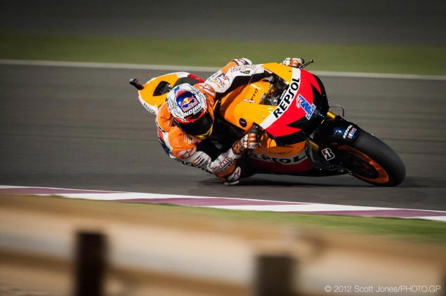 Casey Stoner to Test Hondas MotoGP Bikes at Motegi Casey Stoner MotoGP Qatar Scott Jones 635x422