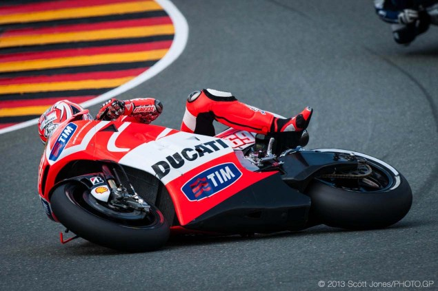 Ducati to Race as an Open Entry in MotoGP for 2014? Friday Sachsenring German GP MotoGP Scott Jones 01 635x423