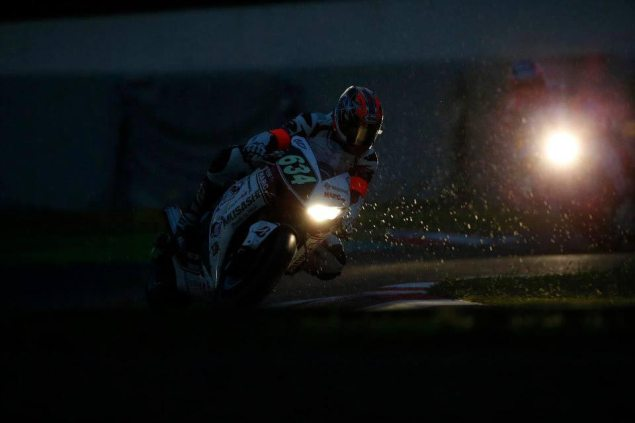 Race Results from the Suzuka 8 Hours Mushashi Honda Suzuka 8 hour