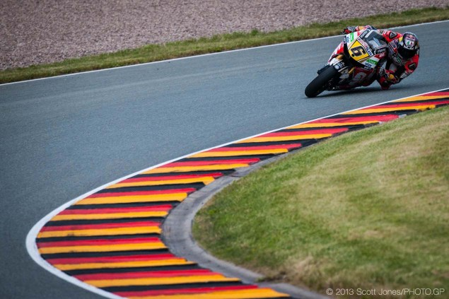 Saturday at Sachsenring with Scott Jones Saturday Sachsenring German GP MotoGP Scott Jones 04 635x423