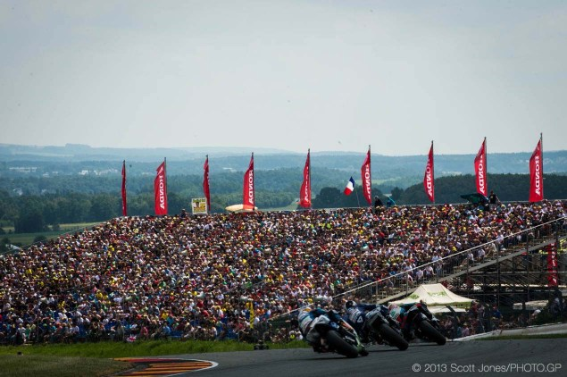 Sunday at Sachsenring with Scott Jones Sunday German GP Sachsenring MotoGP Scott Jones 06 635x422