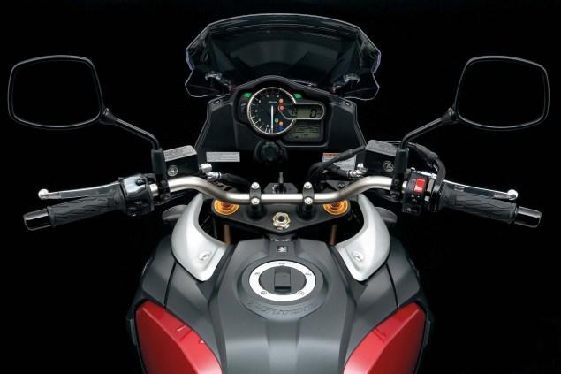 2014 Suzuki V Strom 1000 Details Emerge 2014 Suzuki V Strom 1000 details 25 635x423