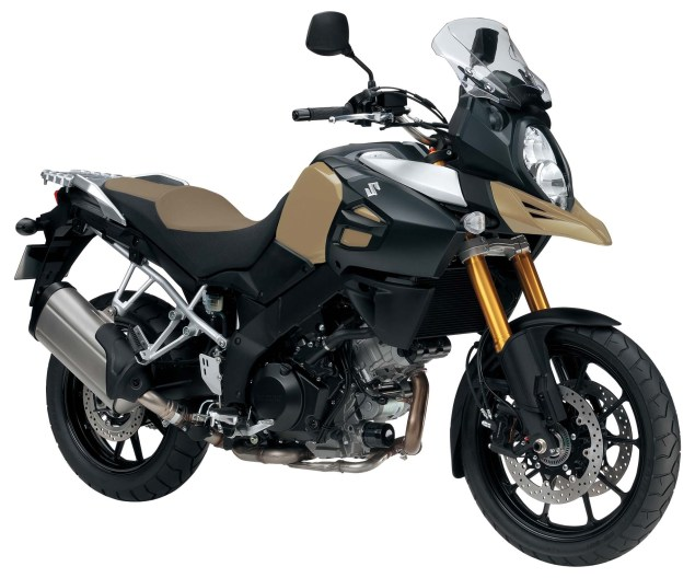 58 Hi Res Photos of the 2014 Suzuki V Strom 1000 2014 Suzuki V Strom 1000 styling 051 635x528