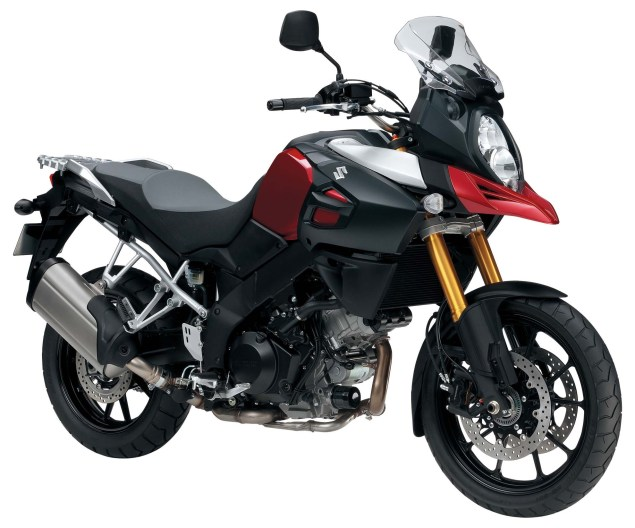 58 Hi Res Photos of the 2014 Suzuki V Strom 1000 2014 Suzuki V Strom 1000 styling 09 635x528