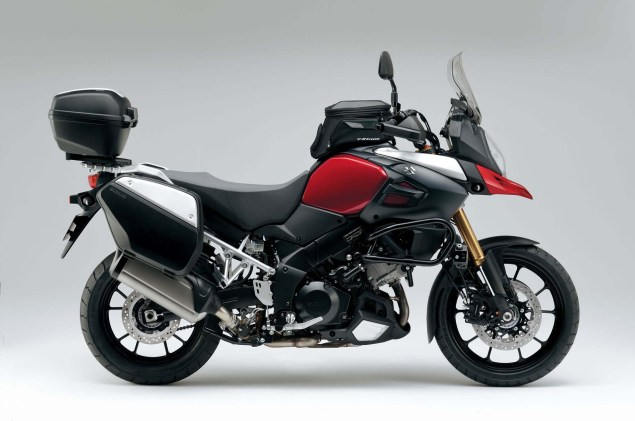 58 Hi Res Photos of the 2014 Suzuki V Strom 1000 2014 Suzuki V Strom 1000 styling 10 635x421