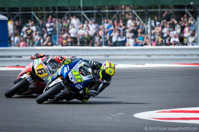 Rating the Riders of MotoGP: Valentino Rossi – 8/10 Sunday Silverstone British GP MotoGP Scott Jones 12 635x423