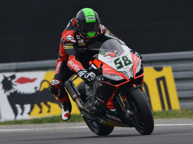 WSBK: Race Results for Race 1 at Istanbul eugene laverty istanbul turkey wsbk 635x475