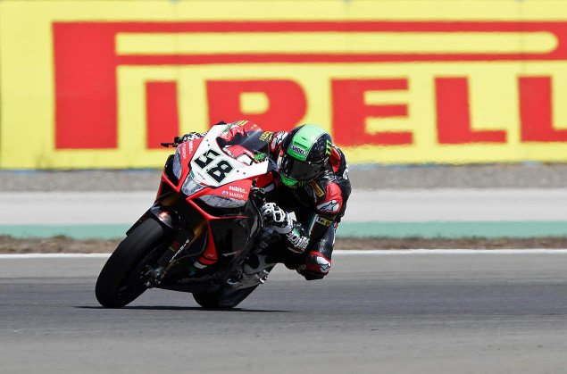 WSBK: Race Results for Race 2 at Istanbul eugene laverty wsbk istanbul pirelli 635x419