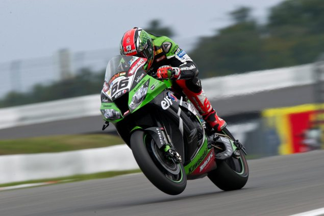WSBK: Race Results for Race 1 at Nürburgring tom sykes race 1 wbsk kawasaki racing 635x423