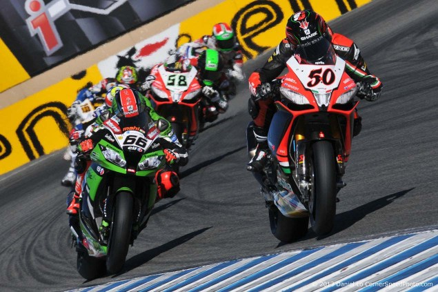 WSBK: Saturday at Laguna Seca with Daniel Lo wsbk laguna seca daniel lo race 1 635x423
