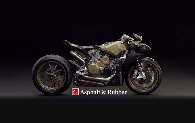 Leaked: Ducati 1199 Panigale R Superleggera Detail Photos Ducati 1199 Panigale R Superleggera chassis 635x400