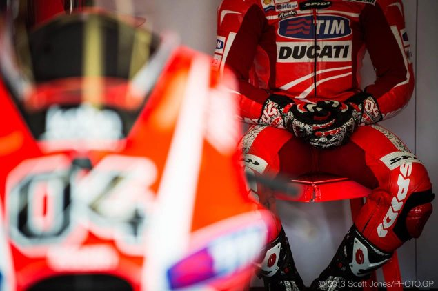 Gigi DallIgna Replacing Bernhard Gobmeier at Ducati Corse andrea dovizioso ducati corse motogp scott jones 635x422