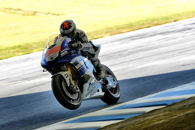 MotoGP: Race Results from Motegi jorge lorenzo motegi motogp yamaha racing 635x423
