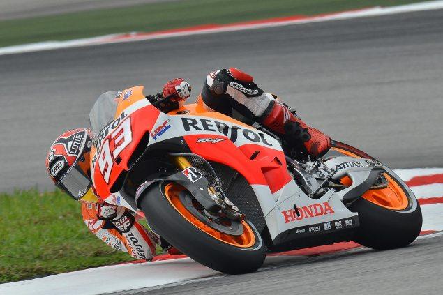 MotoGP: Qualifying Results from Sepang marc marquez motogp sepang repsol honda 635x423