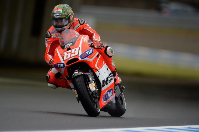 MotoGP: Qualifying Results from Motegi nicky hayden ducati corse motegi motogp 635x422