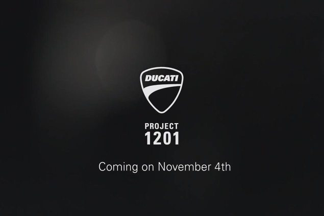 Ducati Teases the Superleggera with a Project 1201 Video project 1201 teaser 635x423