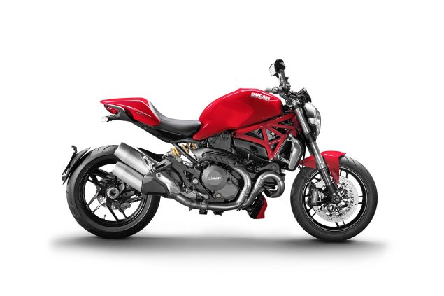 2014 Ducati Monster 1200   Water Cooling an Icon 2014 Ducati Monster 1200 635x423