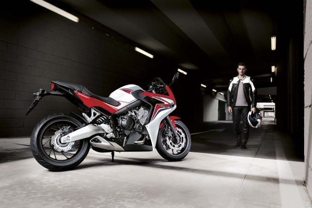 2014 Honda CBR650F Coming to America Too 2014 Honda CBR650F 02 635x423