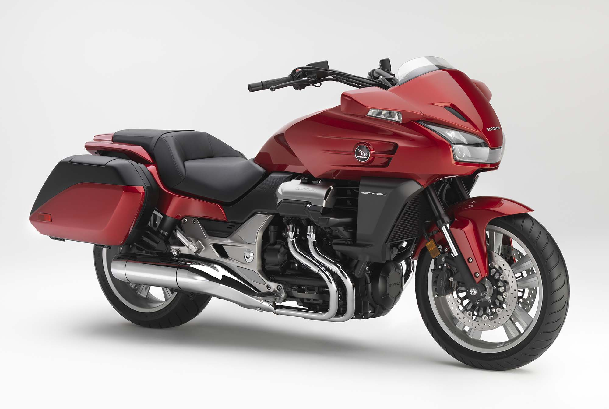 2014 Honda CTX1300 — Not Your Father's Bagger
