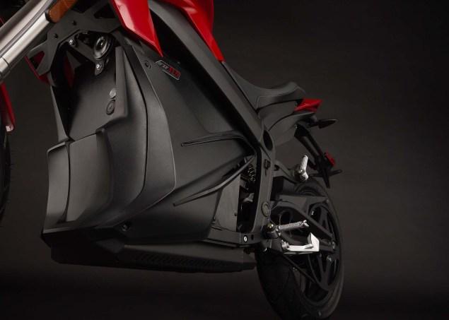 Zero Motorcycles Debuts New Zero SR at EICMA 2014 Zero Motorcycles Zero SR 15 635x453