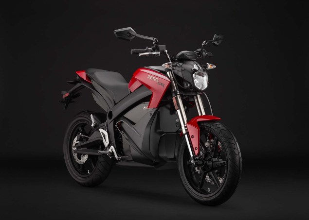 Zero Motorcycles Debuts New Zero SR at EICMA 2014 Zero Motorcycles Zero SR 23 635x453