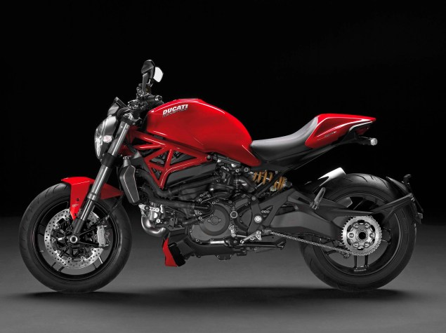 2014 Ducati Monster 1200   Water Cooling an Icon 2104 Ducati Monster 1200 04 635x475