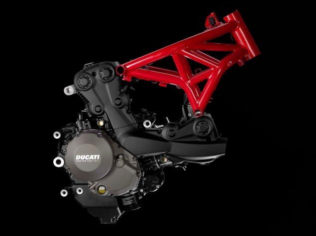 2014 Ducati Monster 1200   Water Cooling an Icon 2104 Ducati Monster 1200 13 635x475