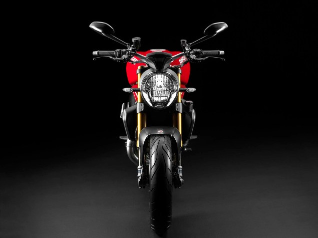 2014 Ducati Monster 1200 S   Moar Monster 2104 Ducati Monster 1200 S 40 635x475