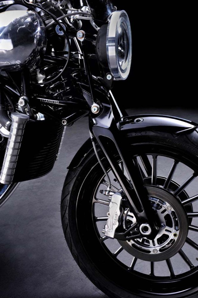 Brough Superior SS100   Bringing Back a Legendary Brand Brough Superior SS100 03