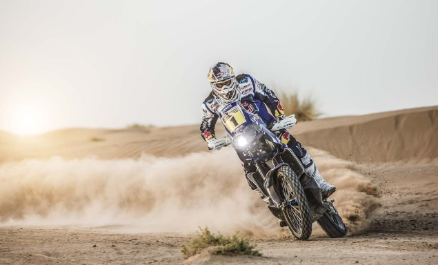 Cyril Despres Talks About Yamaha & The Dakar Rally Cyril Despres Yamaha Racing Dakar Rally 07 635x384