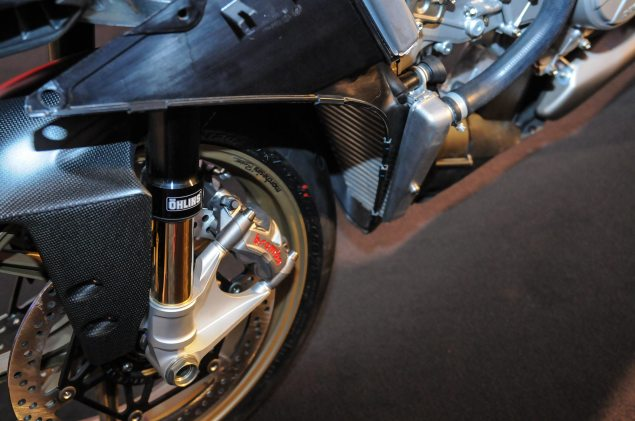 Up Close with the Ducati 1199 Superleggera Ducati 1199 Superleggera EICMA detail 4 635x421
