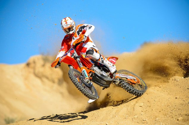 KTM and the Baja 1000 Release More Info on Kurt Caselli Kurt Caselli full throttle 635x422