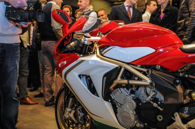 Up Close with the MV Agusta F3 800 Ago MV Agusta F3 800 Ago EICMA 08 635x421