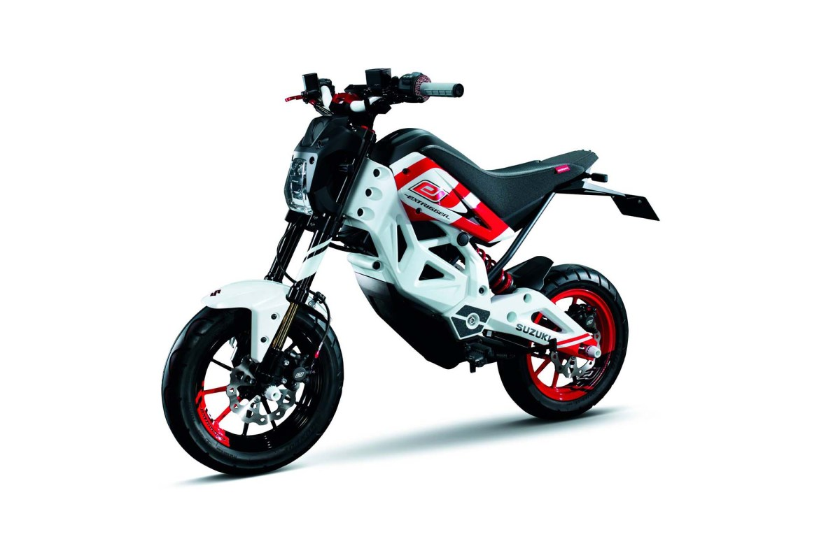 "Suzuki's Electric ""Grom Killer"" Coming to Market?"