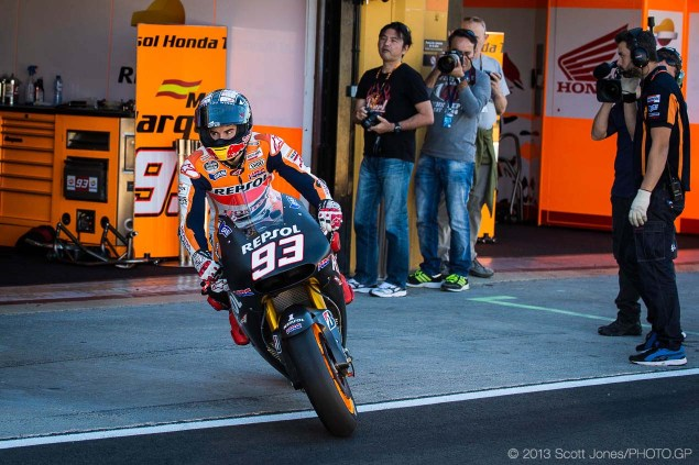 2014 MotoGP Rider Line Up Announced, But The 24 Rider Grid Still Leaves Many Questions Unanswered Tuesday Valencia MotoGP Test Scott Jones 18 635x423
