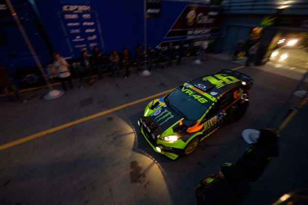 Picts & Video of Valentino Rossi at the Monza Rally Show Valentino Rossi 2013 Monza Rally Show 06