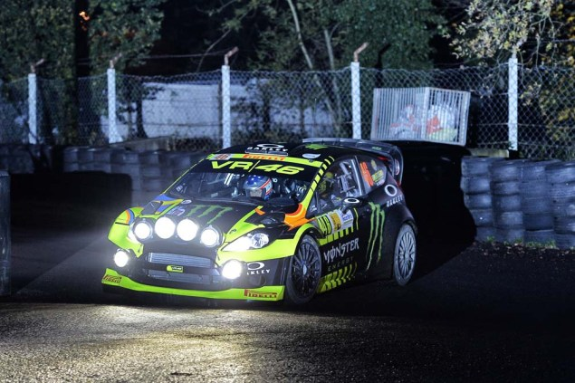 Picts & Video of Valentino Rossi at the Monza Rally Show Valentino Rossi 2013 Monza Rally Show 19