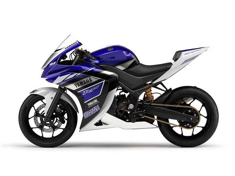"Yamaha Trademarks ""YZF-R3"" & ""R3"" Name for Motorcycles - Asphalt ..."