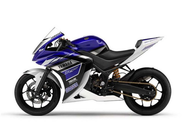 Yamaha R25 Concept    Your Christmas Has Been Ruined Yamaha R25 Concept 02