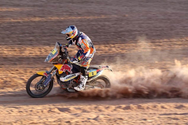 Video: KTM Readies for the 2014 Dakar Rally 2014 KTM Dakar Rally Coma 04 635x423