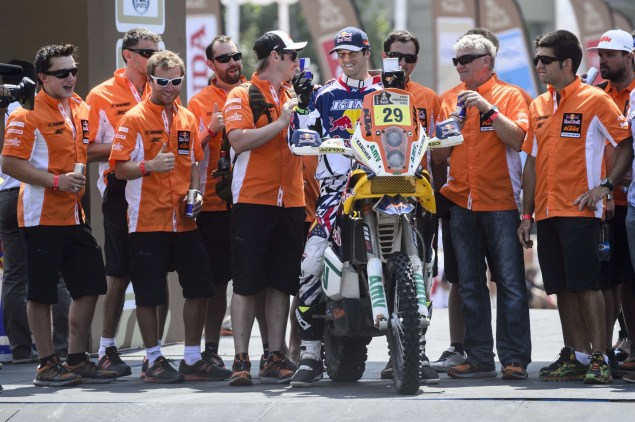Remembering Kurt Caselli Remembering Kurt Caselli KTM 40 635x422