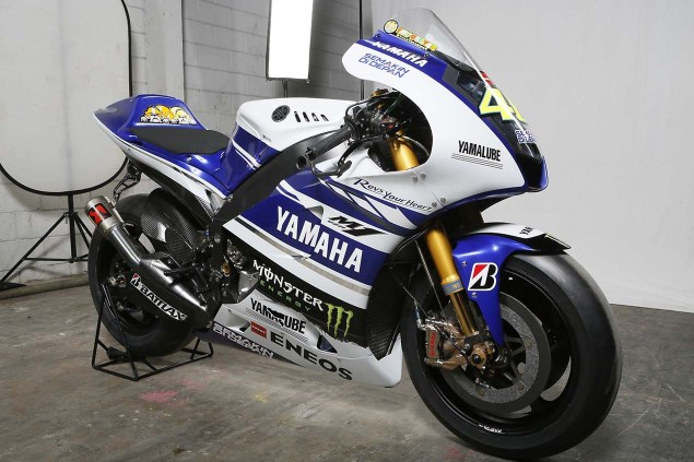 The 2014 Yamaha YZR M1 Breaks Cover in Indonesia 2014 Yamaha YZR M1 Livery 14 635x423