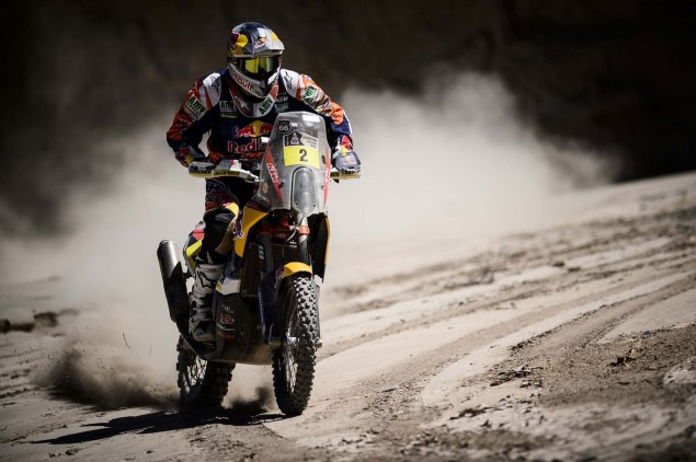 Marc Coma Takes His Fourth Career Dakar Rally Victory Marc Coma Dakar Rally KTM 08 635x422