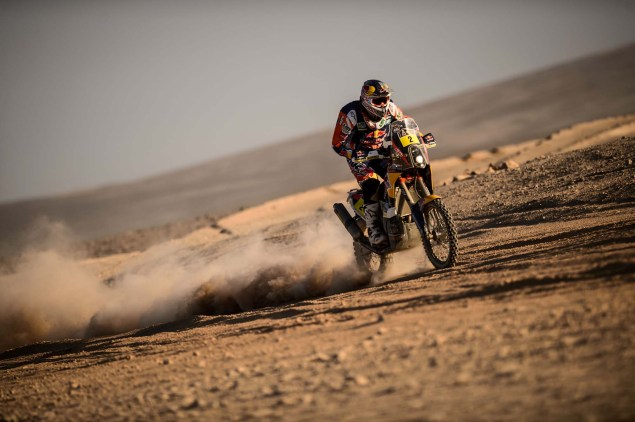 Marc Coma Takes His Fourth Career Dakar Rally Victory Marc Coma Dakar Rally KTM 25 635x422
