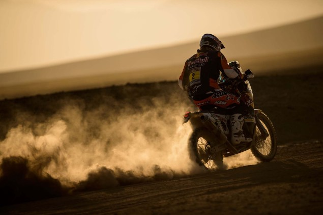 Marc Coma Takes His Fourth Career Dakar Rally Victory Marc Coma Dakar Rally KTM 26 635x422